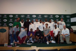 MVP and the 2005 NY Jets rookies