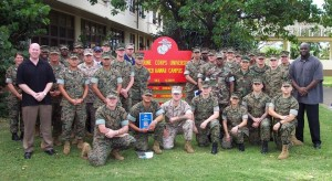 MVP with the Marines