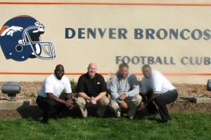 MVP Trainers at Denver Broncos in 2008